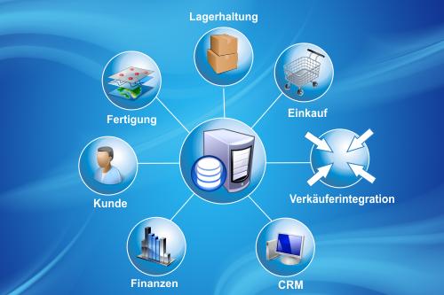 Erp Enterprise Resource Planning Software Lanos