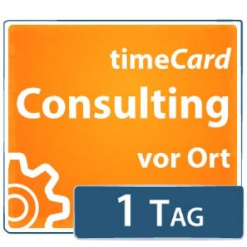 1 Tag Consulting vor Ort für REINER SCT timeCard Zeiterfassung