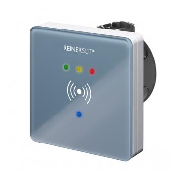 timeCard externer RFID-Leser (DES) für Zutrittskontrolle - EOL