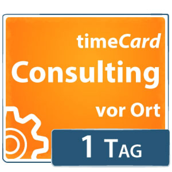 1 Tag Consulting REINER SCT timeCard